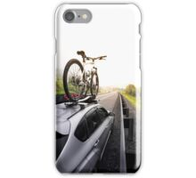 Adventure in the Appalachian Mountains iPhone Case/Skin