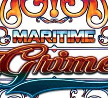 Refined Grime Sticker