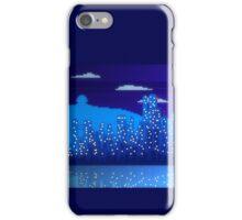 Pixel Skyline iPhone Case/Skin