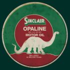 Sinclair Opaline Motor Oil by Museenglish