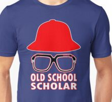 OLD SCHOOL SCHOLAR Unisex T-Shirt