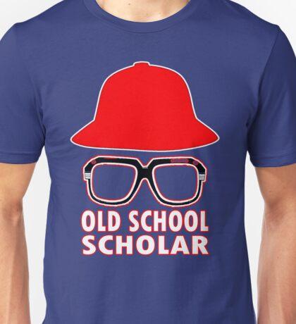 OLD SCHOOL SCHOLAR Unisex T-Shirt