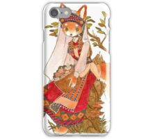 Fox Bride iPhone Case/Skin