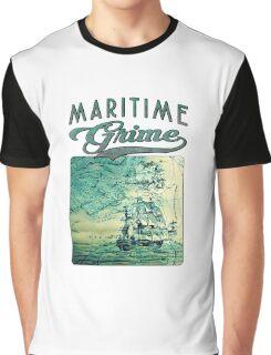 Briney Ocean Tossed Graphic T-Shirt