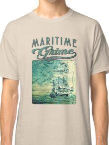 Briney Ocean Tossed Classic T-Shirt