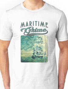 Briney Ocean Tossed Unisex T-Shirt