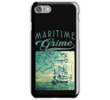 Briney Ocean Tossed iPhone Case/Skin