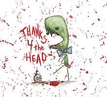 Thanks 4 the Head by emilymartian