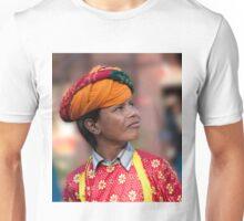 Tunic and Turban Unisex T-Shirt