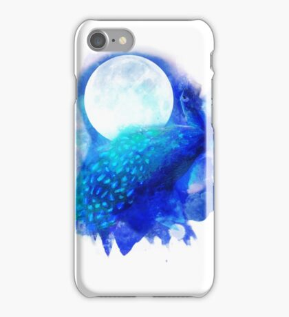 The Moon Lit Prince iPhone Case/Skin