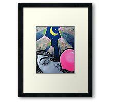 Gotham Pop Framed Print