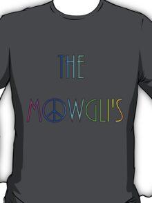 The Mowgli's - peace n' rainbows T-Shirt