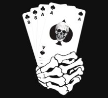 Dead man's hand by Laflagan