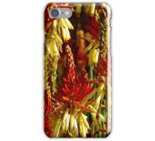 Aloe Vera Flowers iPhone Case/Skin
