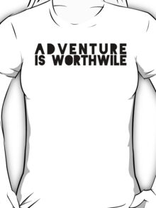 Aristotle: Adventure T-Shirt