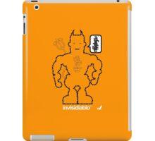 AFR Superheroes #07 - Invisidiablo iPad Case/Skin