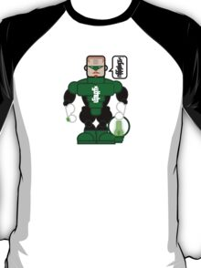 AFR Superheroes #08 - Green Lamplight T-Shirt