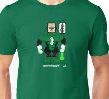 AFR Superheroes #08 - Green Lamplight Unisex T-Shirt