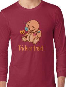 Trick or treat Long Sleeve T-Shirt