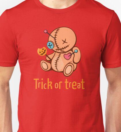 Trick or treat Unisex T-Shirt