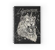 Ligercorn Spiral Notebook