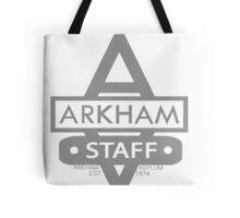 Arkham Staff Tee Tote Bag