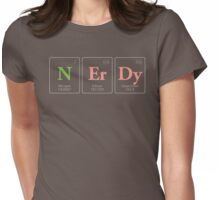N Er Dy Elements Womens Fitted T-Shirt