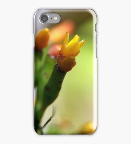 Cactus Pencil iPhone Case/Skin