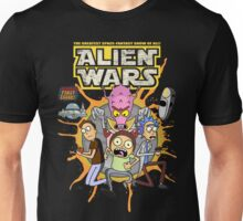 Alien Wars II Unisex T-Shirt