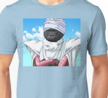 harambe is beast af in dragon ball z Unisex T-Shirt