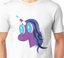 Purple Unicorn Unisex T-Shirt