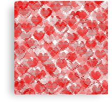 Lovely Red Canvas Print