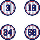 2016 Northsiders - Set C by DesignSyndicate