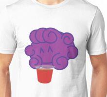 Purple Cloud Eating Jello Unisex T-Shirt