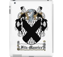Fitz-Maurice  iPad Case/Skin