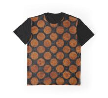 CIR2 BK-BR MARBLE Graphic T-Shirt