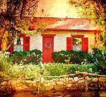 Country Cottage by Nadya Johnson