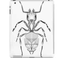 Ant Line Art Illustration iPad Case/Skin