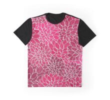 Floral Abstract #19 Graphic T-Shirt