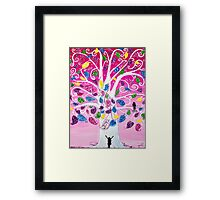 The Joy Tree Framed Print