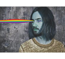 Kevin Rainbow Photographic Print
