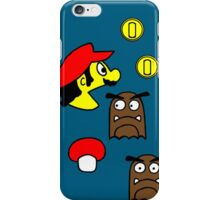 Bros.-Man (a) iPhone Case/Skin