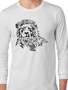 Lion The king Long Sleeve T-Shirt