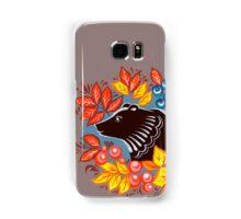 The Bear in autumn forest Samsung Galaxy Case/Skin