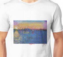 Sunset on Sydney Harbour Unisex T-Shirt