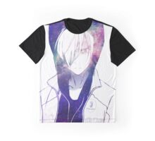 Space Hoodie - Yurio Graphic T-Shirt