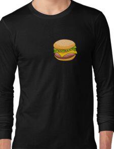 Fast foooood Long Sleeve T-Shirt