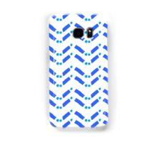 zigzag deconstructed Samsung Galaxy Case/Skin