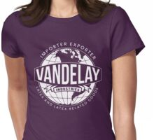 VANDELAY Womens Fitted T-Shirt