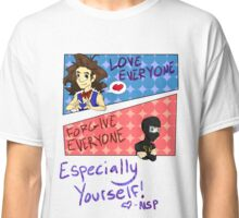 NSP - Love Yourself Quote Classic T-Shirt